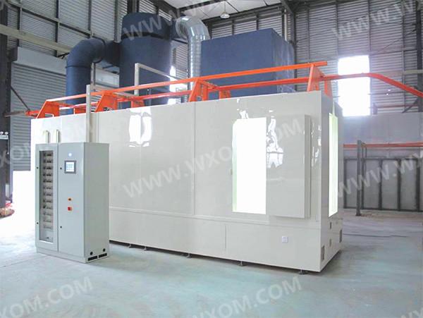 自動粉末回收系統1