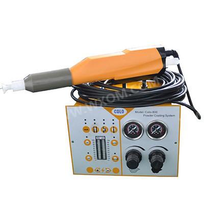 靜電發生器4