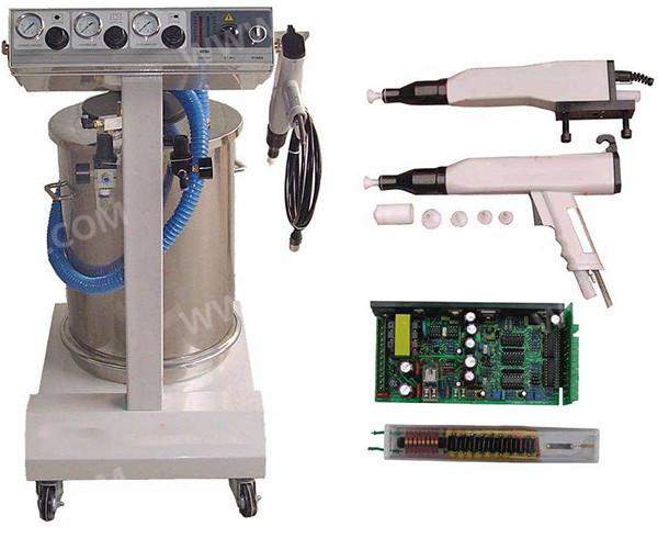靜電發生器5