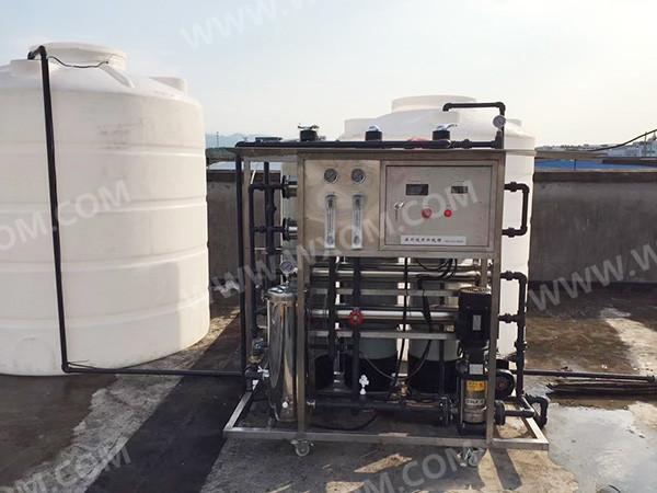 超純凈水機組