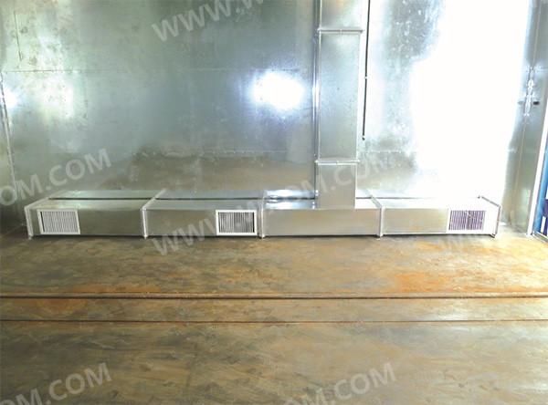 電纜烘房內層2