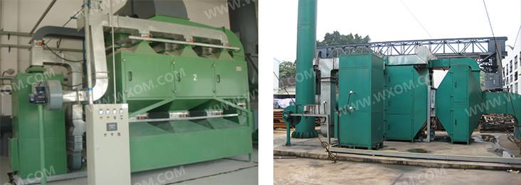 TD-VOC型吸附+脫附-催化燃燒裝置
